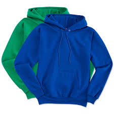 design custom printed hanes 50 50 hooded sweatshirts online at