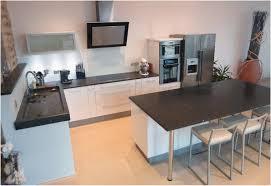 cuisine avec ilot central evier cuisine avec ilot central evier meilleur de plan travail pour ilot