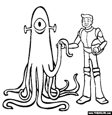 world of tomorrow online coloring pages page 1