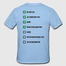 t shirt polterabend sprã che polterabend t shirt spreadshirt