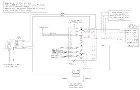 honeywell actuator wiring diagrams within diagram gooddy org