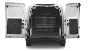 nissan cargo van design nissan e nv200 electric van nissan