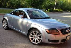 2002 audi tt alms 2002 audi tt coupe alms special edition avus silver 39k