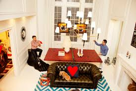 simon doonan and jonathan adler at home in new york city the selby