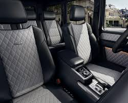 mercedes g wagon red interior 2016 mercedes benz g class gets new engines suspension and