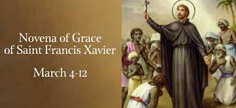 novena of thanksgiving march 2016 prayer of the month novena of grace of saint francis