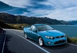 ford falcon ute only available in australia if it was sold in