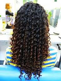 pictures of spiral perms on long hair long hair spiral perm pictures nice looking haircuts relaxing at