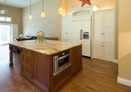 microwave in island in kitchen kitchen island with microwave kenangorgun