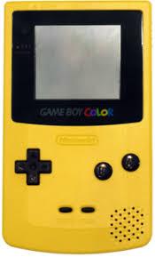 Game Boy Color Bulbapedia The Community Driven Pokémon Encyclopedia Gameboy Color