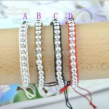 made bracelet images Wax rope bracelets for women charm sweetie friendship bracelets jpg