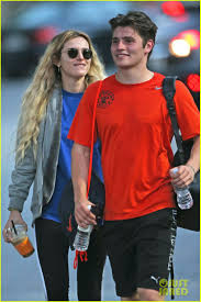 bella thorne cheers on gregg sulkin at his soccer game photo