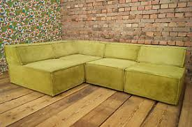 70s cor trio modular sofa living lounge couch element space age