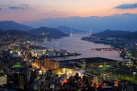 hiroshima and nagasaki modern peace cities