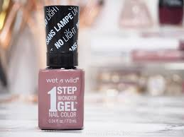 gel nails beautify your nails from genuine online stores wet n wild 1 step wonder gel stay classy mateja u0027s beauty blog