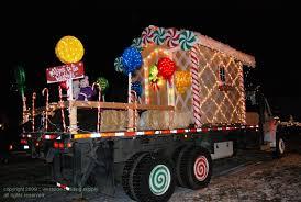 christmas parade floats pictures christmas u002707 parade float