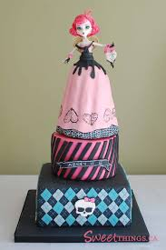 monster high cake little princess bedrooms power puff girls