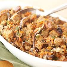 diabetic thanksgiving side dish recipes carrots mushrooms and