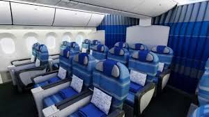 747 Dreamliner Interior Lot Boeing 787 Dreamliner Interior Youtube
