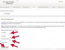 hilton hotels career guide u2013 hilton hotel application job