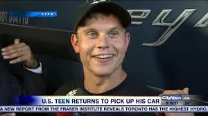 Thanksgiving In Toronto U S Teen Finds Car He Misplaced After Metallica Concert In Toronto
