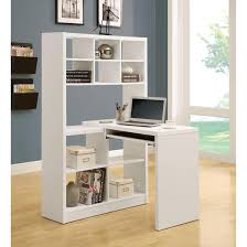 Overstock Corner Desk White Hollow Corner Desk Free Shipping Today Overstock