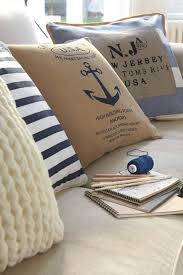 theme pillows best 25 nautical pillows ideas on nautical pillow