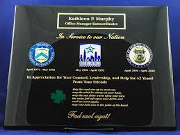 retirement plaque fda criminal investigation retirement plaques chicago