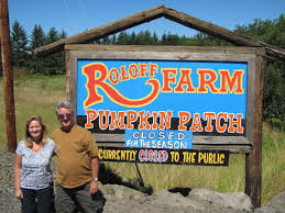 Roloffs Pumpkin Patch In Hillsboro Or by Mark And Amy In Oregon Follow Us On Our Oregeon Adventure