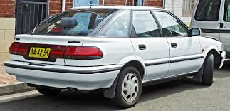toyota corolla hatchback 1991 file 1991 toyota corolla ae94 ultima seca liftback 2011 11 08