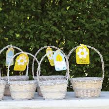 Easter Decorating Ideas For The Home by Easter Baskets Martha Stewart