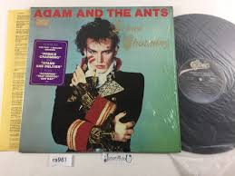 prince charming ra0961 adam and the ants prince charming al37615 vinyl lp japan