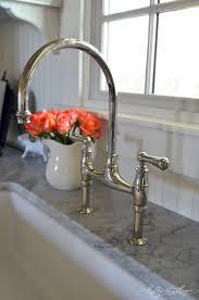 kohler white kitchen faucet kitchen kitchen sink faucet best island kohler purist bridge