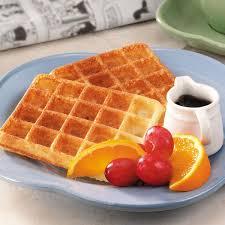 thanksgiving waffle recipe overnight yeast waffles recipe taste of home