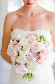 wedding flowers peonies pink and white peony bouquet budget friendly beauty