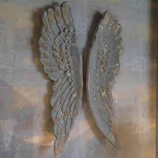 Angel Wings Home Decor by Angel Wings Wall Art Sculpture Plaque Angel Wings Wall Decor