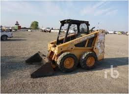 mustang bobcat mustang 2060 wheel skid steer loader auction results mustang