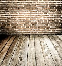 abstract brick wall and wood floor stock photo vladitto 6711073
