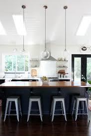 west island kitchen best 25 one wall kitchen ideas on