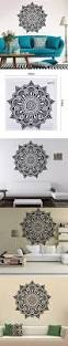 Wall Decals Mandala Ornament Indian by 1683 Best Indian Home Decor Images On Pinterest