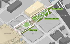 Map Of Newark Nj Newark Unveils 100 Million Investment Near Prudential Center