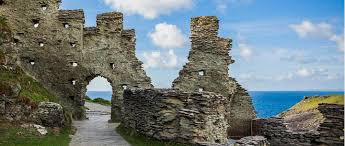 history and legend tintagel castle english heritage