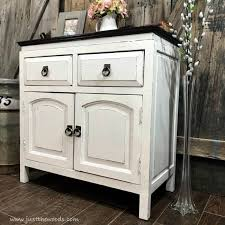 how to make cabinets look distressed 5 things you need to do when painting furniture white