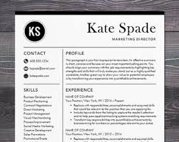 Template For A Professional Resume Resume Template Professional And Modern Resume Cv Template