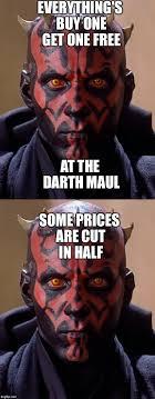 Darth Maul Meme - darth maul imgflip