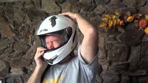 motocross helmet sizing is your motorcycle helmet too tight youtube
