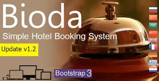 download template bioda v1 2 u2013 simple hotel booking system php
