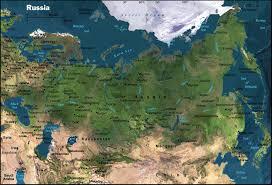 russia in maps maps russia