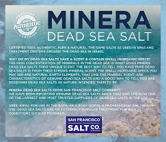 amazon com dead sea mineral bath salt variety 3 pack pure dead