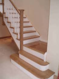 Stripping Paint From Wood Banisters Wood Staircase Pictures Staircase Pinterest Staircases